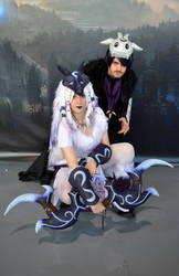 Never one without the other - Kindred