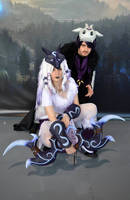 Never one without the other - Kindred by KibaNightray
