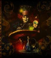 Alice in Wonderland by Captain-Adrastus