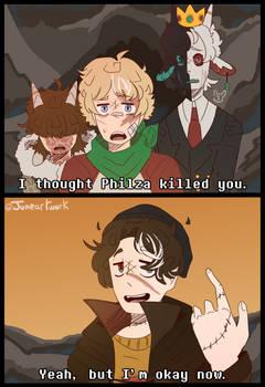 I thought Philza killed you [MCYT]