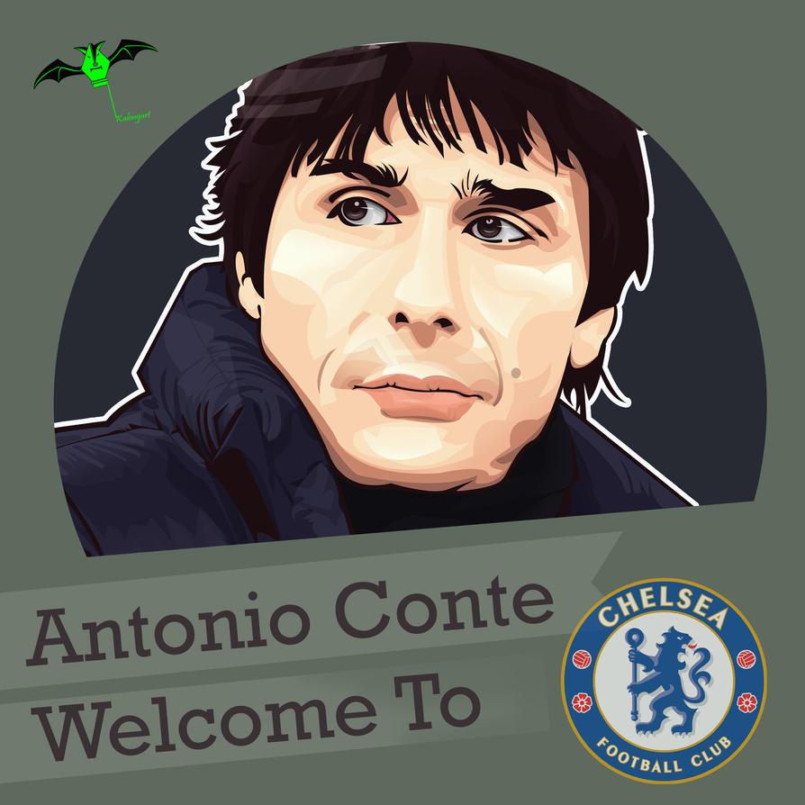 Conte Chelsea Wallpaper