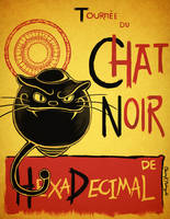 Chat Noir - Scuzzy by EmpressHelenia