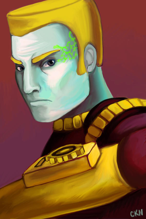 ReBoot - Prime Guardian by EmpressHelenia