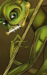 ReBoot - The Reaper by EmpressHelenia