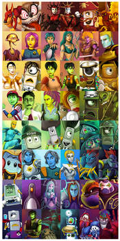 ReBoot - Compilation Poster