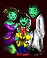 Family by EmpressHelenia