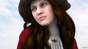 Marianne Stuart by leematsuoka