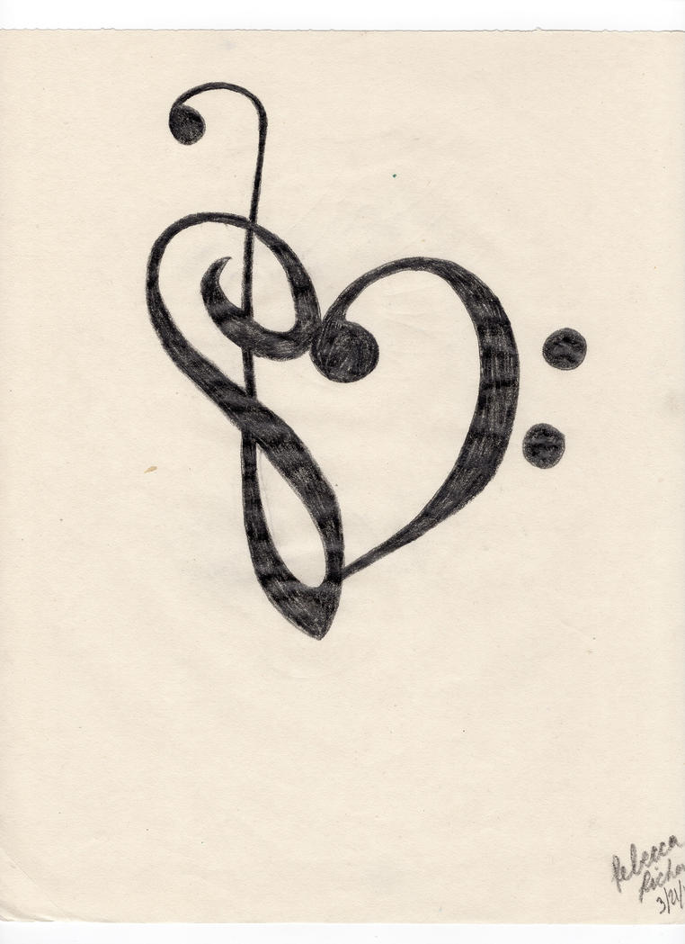 pin stone bass clef music tattoo on pinterest. Black Bedroom Furniture Sets. Home Design Ideas