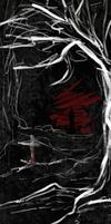 Shadowed Fall  ~ Speedpaint