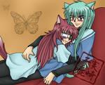 Loveless: Natsuo and Youji
