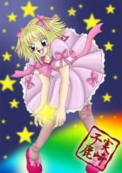 Catch a Star-Ruby by kojika