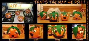 SO4 Pumpkins by kojika