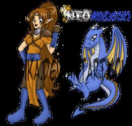 NeoAni Con Mascots