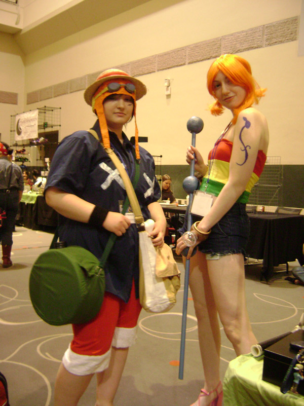 AnimeBoston 2011 Strong World by kojika
