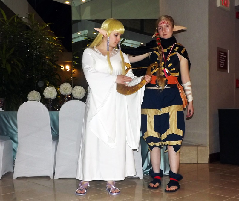 AZap Zelda by kojika