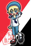 Commission: Chibi Sealand