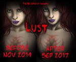 Redo: Lust Cover