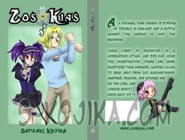 Zos Kias Volume 12 Cover