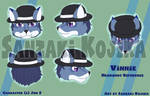Commission: Vinne Head Reference