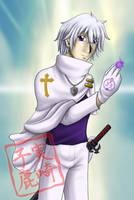 Commission: Holy Alchemist