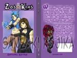ZK Volume 13 Cover