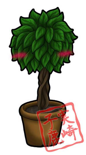 Patreon Reward September: Chibi Ficus