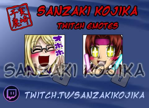 Twitch Emotes 2