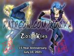 Zos Kias 15th Anniversary