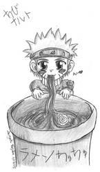 Chibi Naruto by kojika