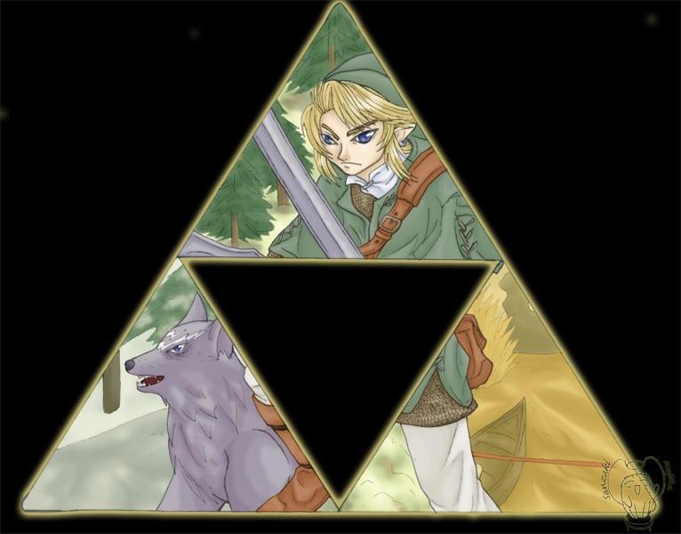 Zelda Twilight Princess by kojika