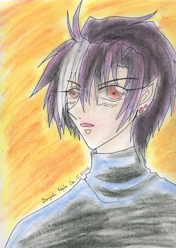 Rath in pastel by kojika