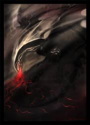 Dragon by Losmios