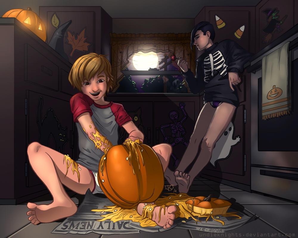 Happy Halloween 2014 by UndieKnights