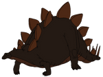 Stegosaurus From Fantasia