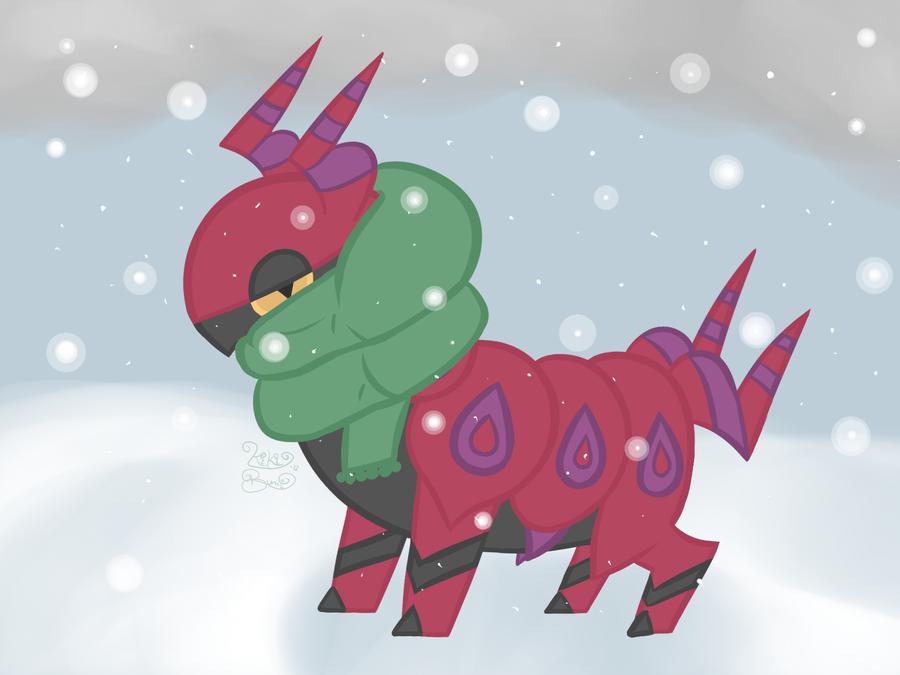 Day 22: Coolist Pokemon (Scolipede) by Kiki-Bunni on ...