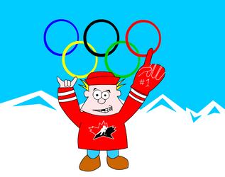 Go Team Canada by Burlack