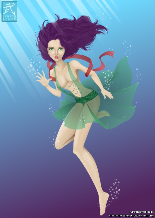 Ondine 2007 by TakeshiKun