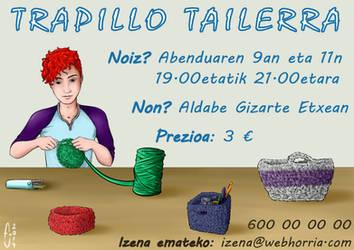Taller de Trapillo by TakeshiKun