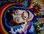 Psychedelic Lennon