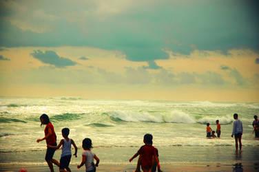 Parangtritis Beach by tommyhumps