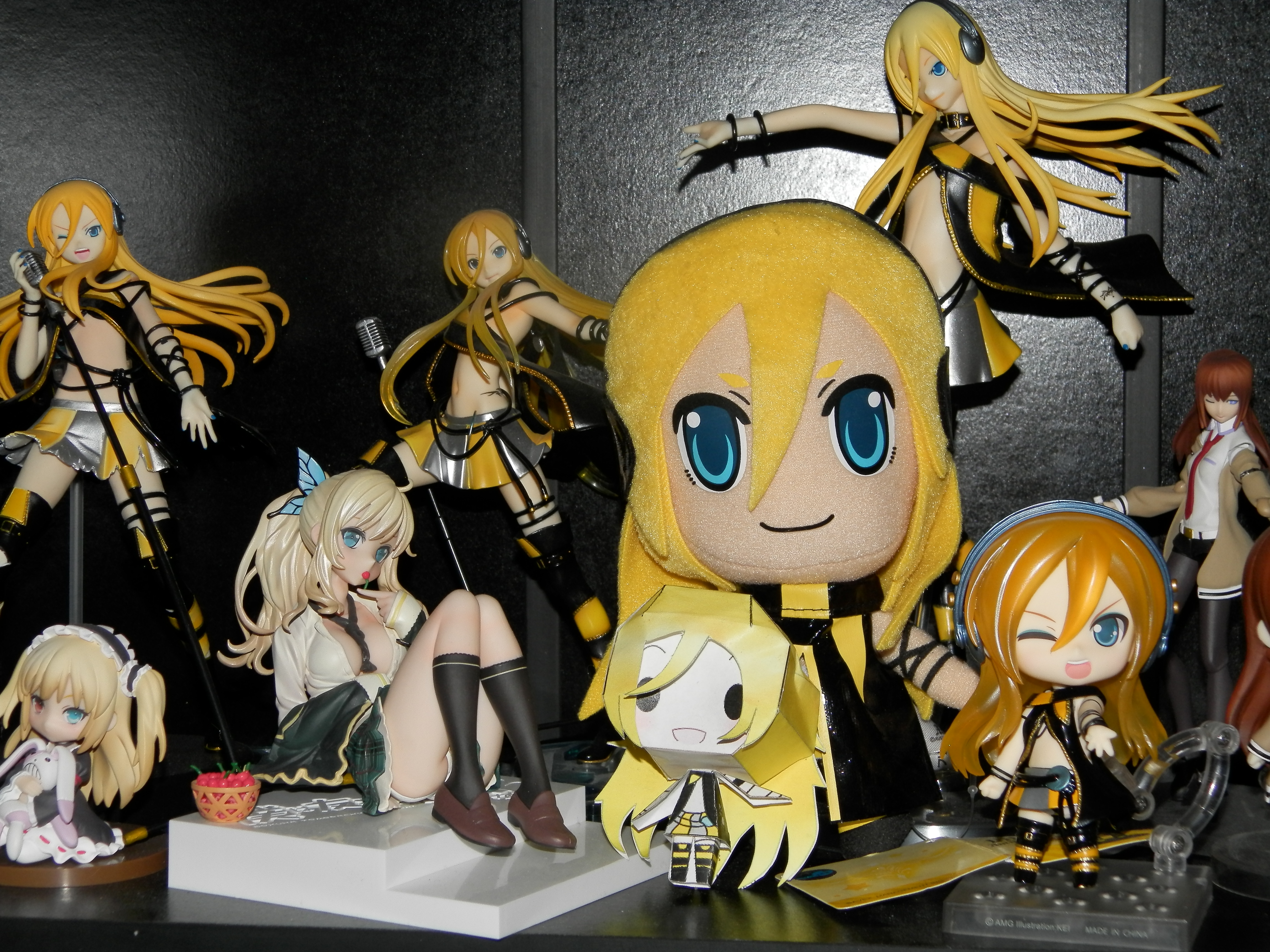 ALL THE LILY FIGURES By Douirotoaoiro