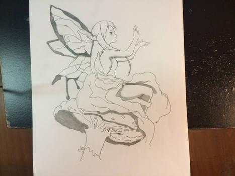 Fairy redraw