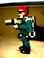 Bionic Commando Cosplay