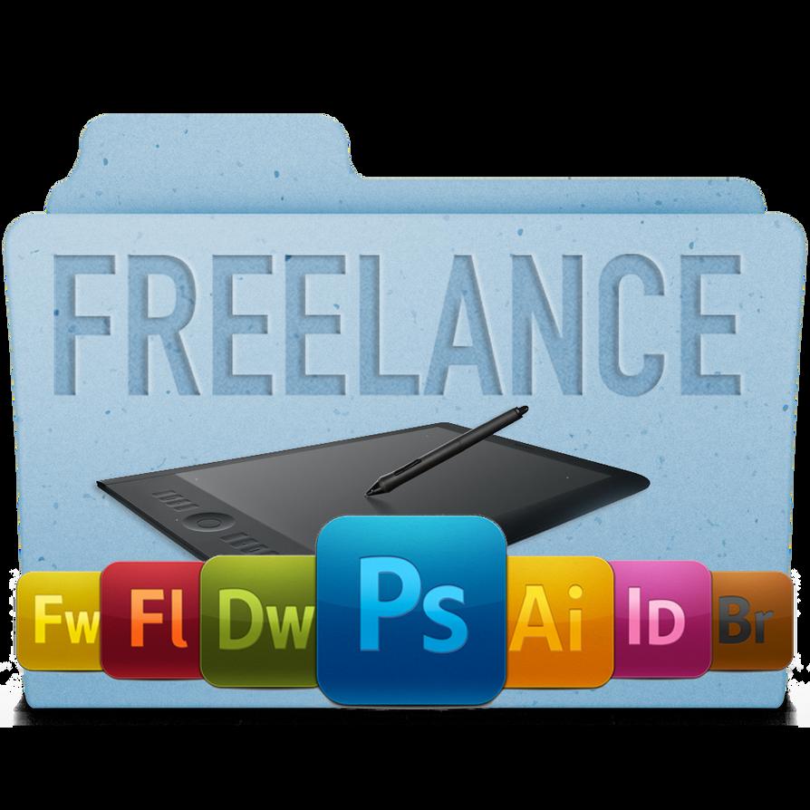 Freelance Mac Folder Icon by midnightc10