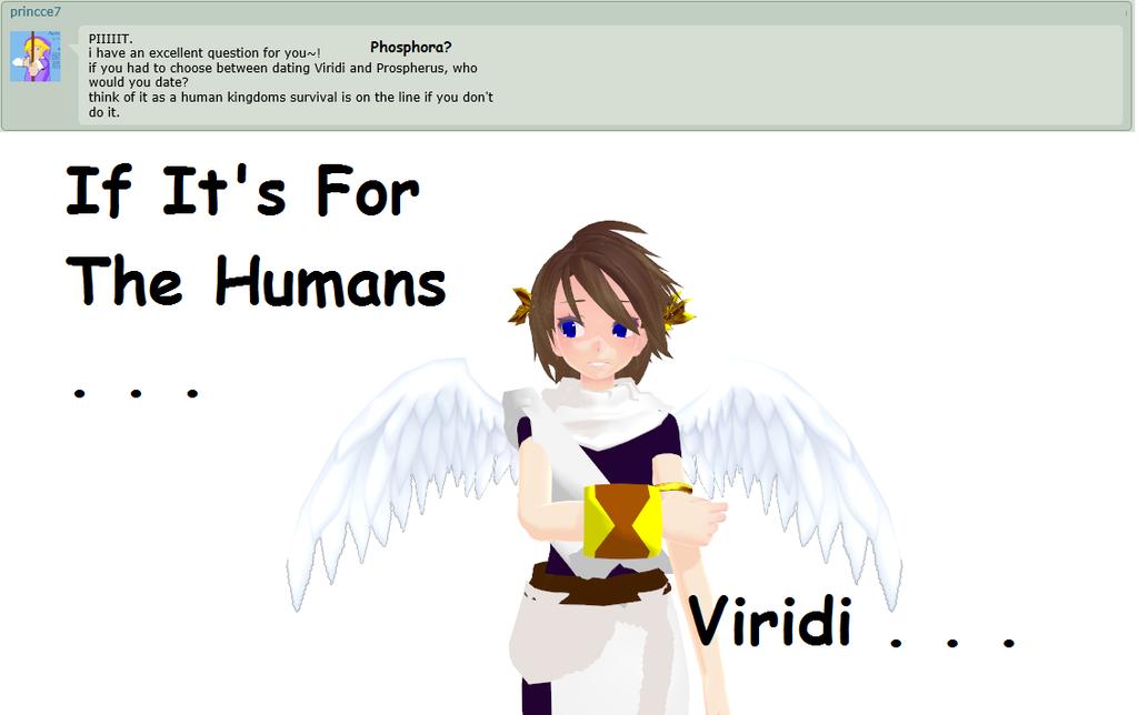 Ask 152 - Phosphora Or Viridi? by Ask-Angel-Pit on DeviantArt