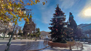 Happy Holidays season from Athens, Greece!