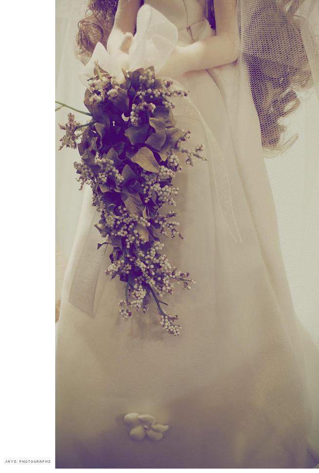 wedding dress by jstyle23 - Gelinlikli Avatarlar