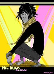 Mr. Kuro in Rainbowland