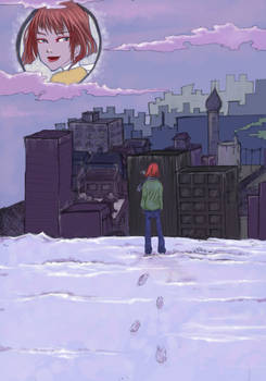 Wintery Night - Miss Wish