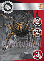 CraftQuest - Giant Spider